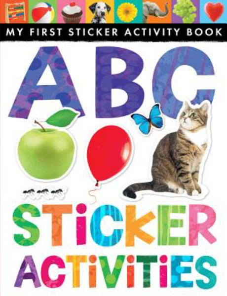 ABC Sticker Activities (My First Sticker Activity Book) (Softcover)