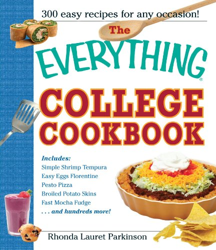 College Cookbook (The Everything)