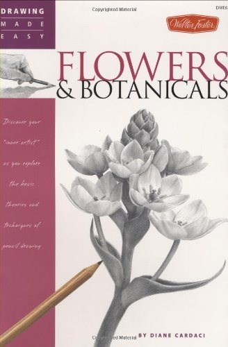 Flowers & Botanicals (Drawing Made Easy)
