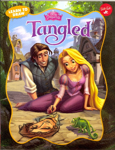 Tangled (Learn to Draw)