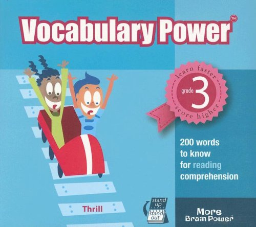 Vocabulary Power (Learn Faster Score Higher, Grade 3)