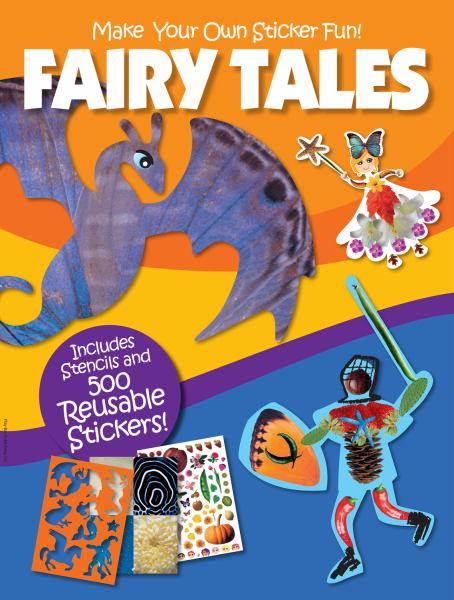 Fairy Tales (Make Your Own Sticker Fun!)