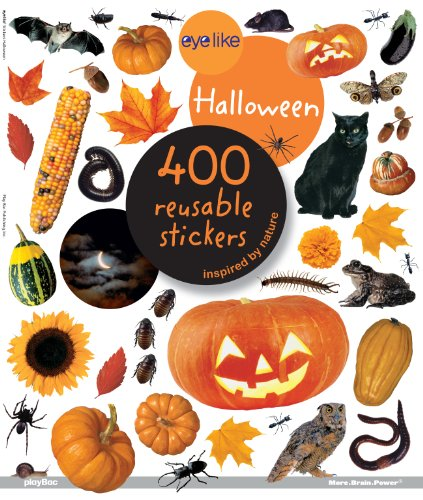 Halloween (Eye Like Sticker Book)
