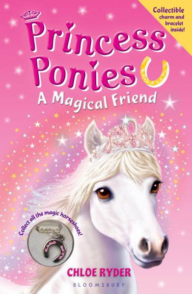 A Magical Friend (Princess Ponies, Bk. 1)