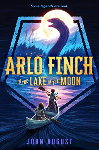 Arlo Finch in the Lake of the Moon (Arlo Finch, Bk. 2)
