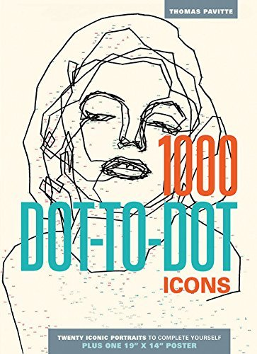 Icons: 1000 Dot-To-Dot