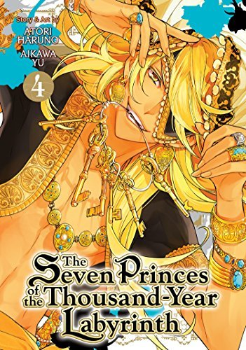 The Seven Princes of the Thousand-Year Labyrinth (Volume 4)