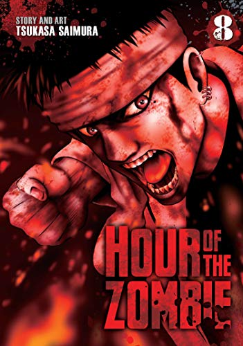 Hour of the Zombie (Volume 8)