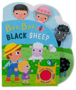Baa, Baa Black Sheep Sing-Along Melody