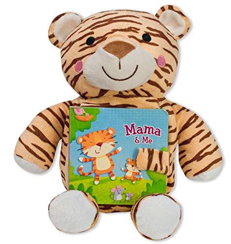 Mama & Me Book & Plush (Read & Snuggle)