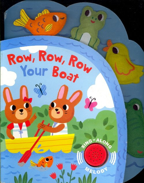 Row, Row, Row Your Boat (Sing-Along Melody)