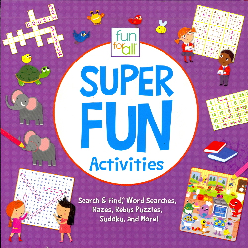 Super Fun Activities (Fun for All)