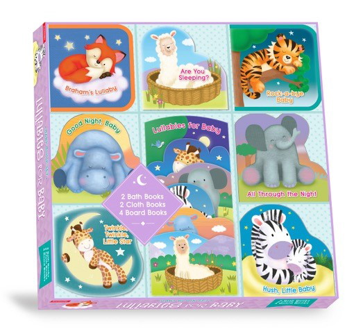 Lullabies for Baby (Baby Book Set)