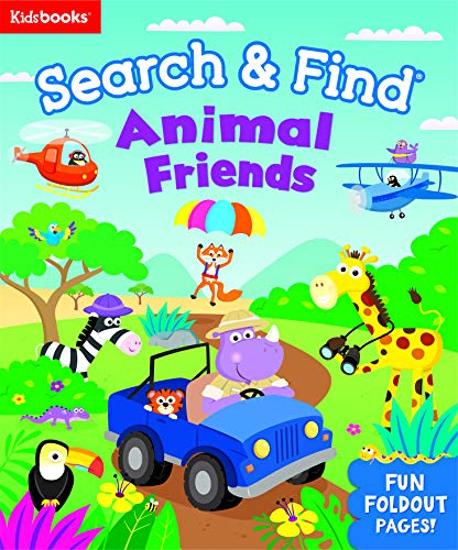 Animal Friends (Search & Find)