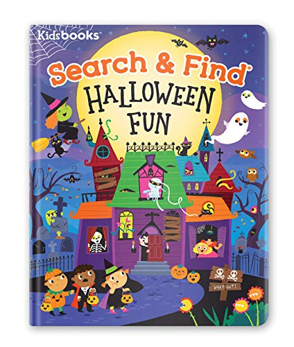 Halloween Fun (Search and Find)