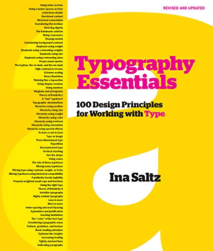 Typography Essentials (Revised and Updated)