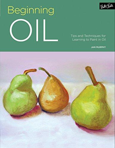 Beginning Oil (Portfolio) (Softcover)