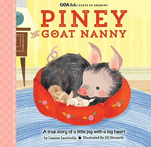 Piney the Goat Nanny (GOA Kids/Goats of Anarchy)