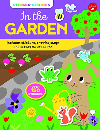 In the Garden (Sticker Stories)