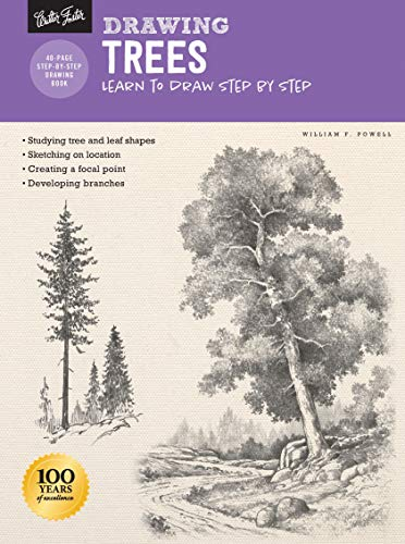 Drawing Trees: Learn to Draw Step-by-Step (How to Draw & Paint)