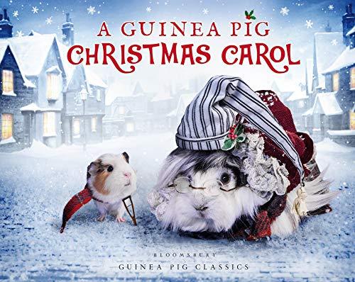 A Guinea Pig Christmas Carol (Guinea Pig Classics) (Hardcover)