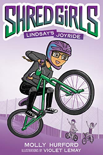 Lindsay's Joyride (Shred Girls, Bk. 1)
