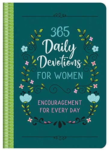365 Daily Devotions for Women: Encouragement for Every Day (Hardcover)