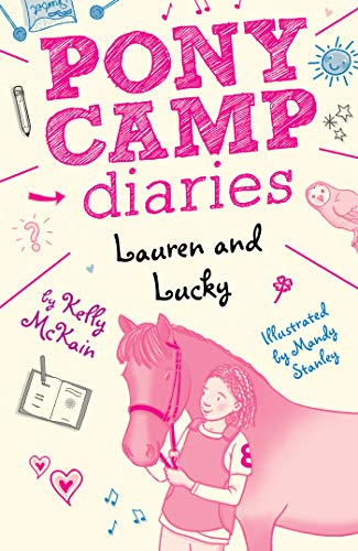 Lauren and Lucky (Pony Camp Diaries)