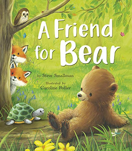 A Friend for Bear (Hardcover)