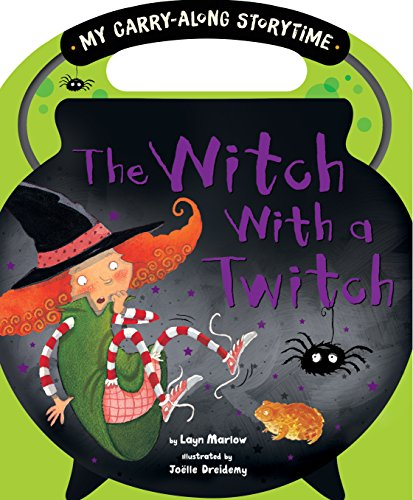 The Witch With a Twitch (My Carry-Along Storytime)