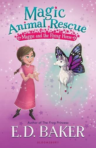 Maggie and the Flying Horse (Magic Animal Rescue, Bk. 1)