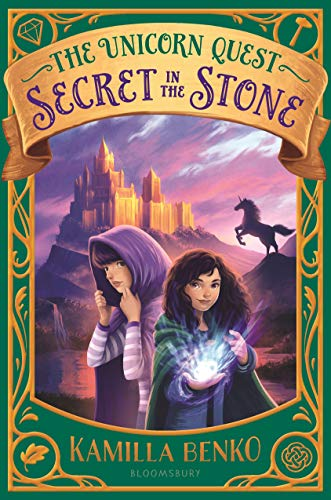 Secret in the Stone (The Unicorn Quest, Bk. 2)