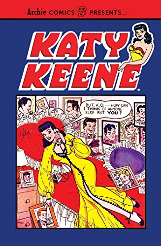 Katy Keene (Archie Comics Presents)