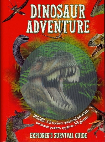 Dinosaur Adventure Explorer's Survival Guide