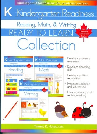 Kindergarten Collection (Ready to Learn, Canadian Curriculum Series)
