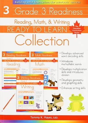 Grade 3 Collection (Ready to Learn, Canadian Curriculum Series)