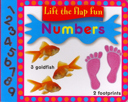 Numbers (Lift The Flap Fun)