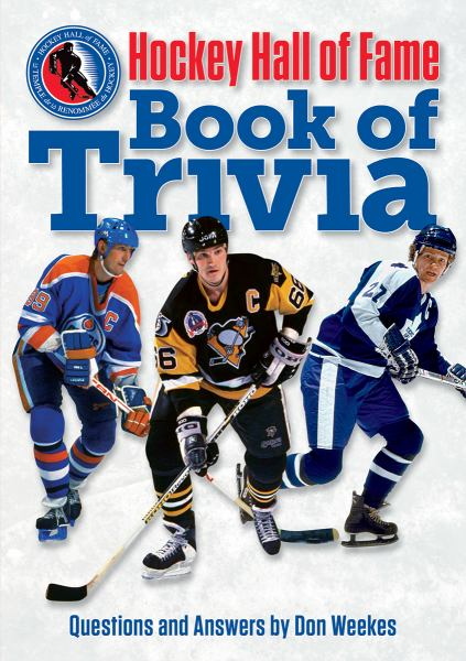 Hockey Hall of Fame Book of Trivia