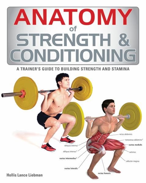Anatomy of Strength and Conditioning (Softcover)
