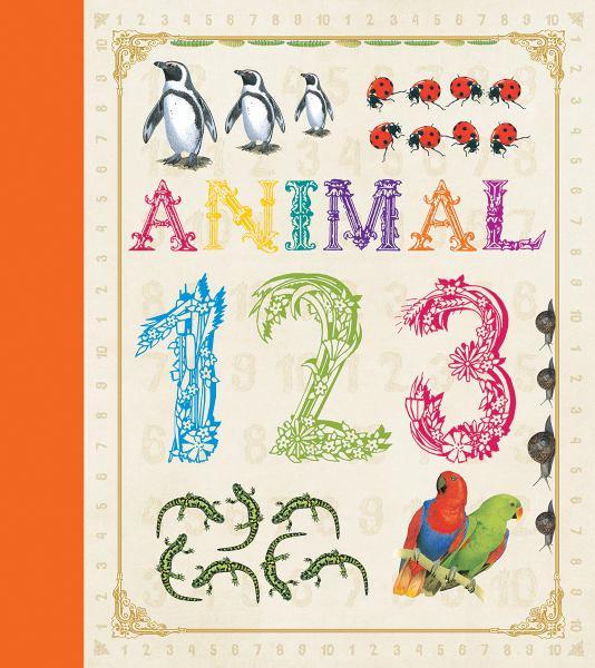 Animal 123 (Hardcover)