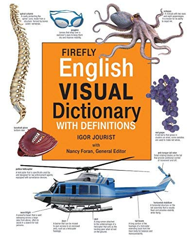 Firefly English Visual Dictionary with Definitions
