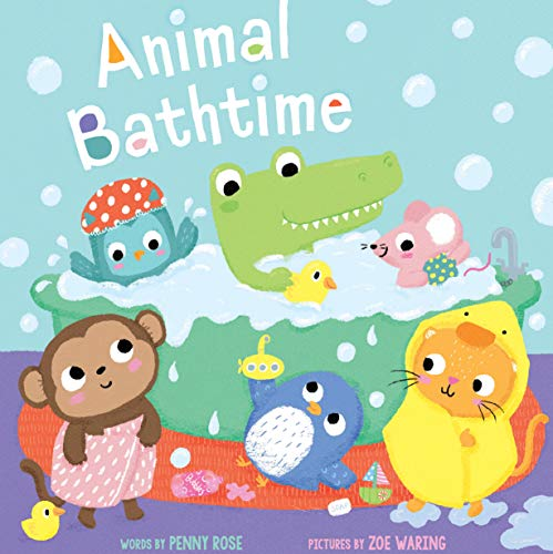 Animal Bathtime