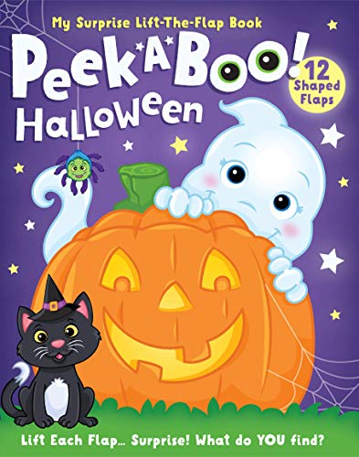 Peek A Boo Halloween (Lift-the-Flap Book)
