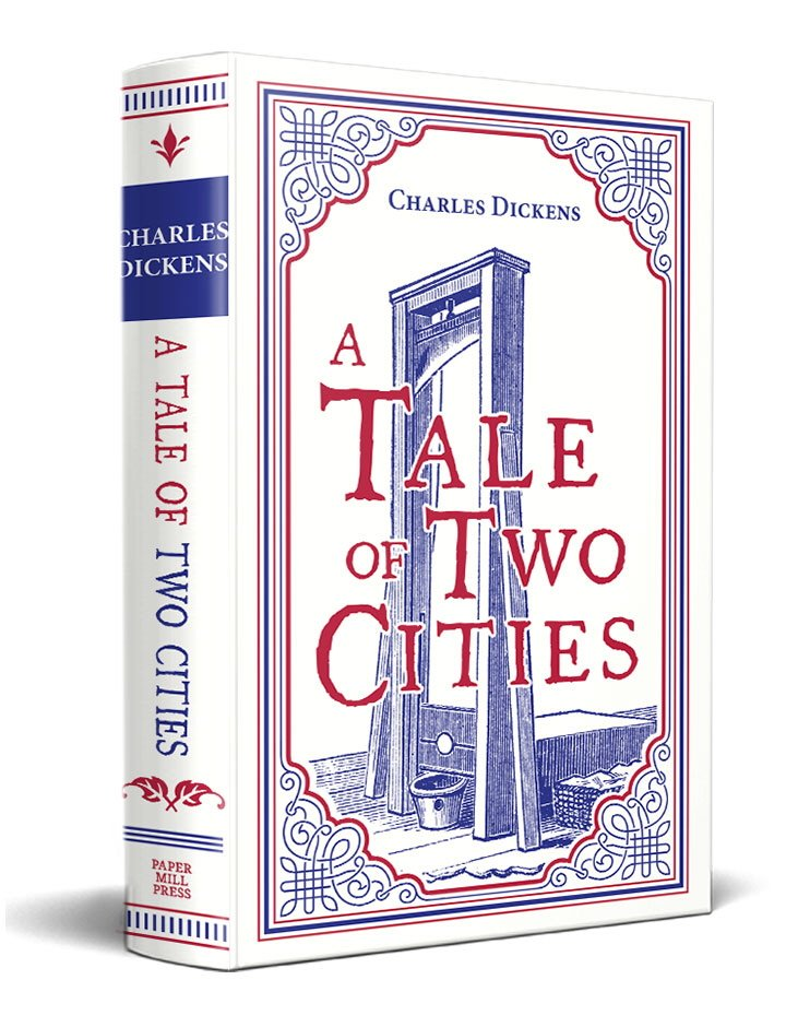 A Tale of Two Cities (Paper Mill Classics)