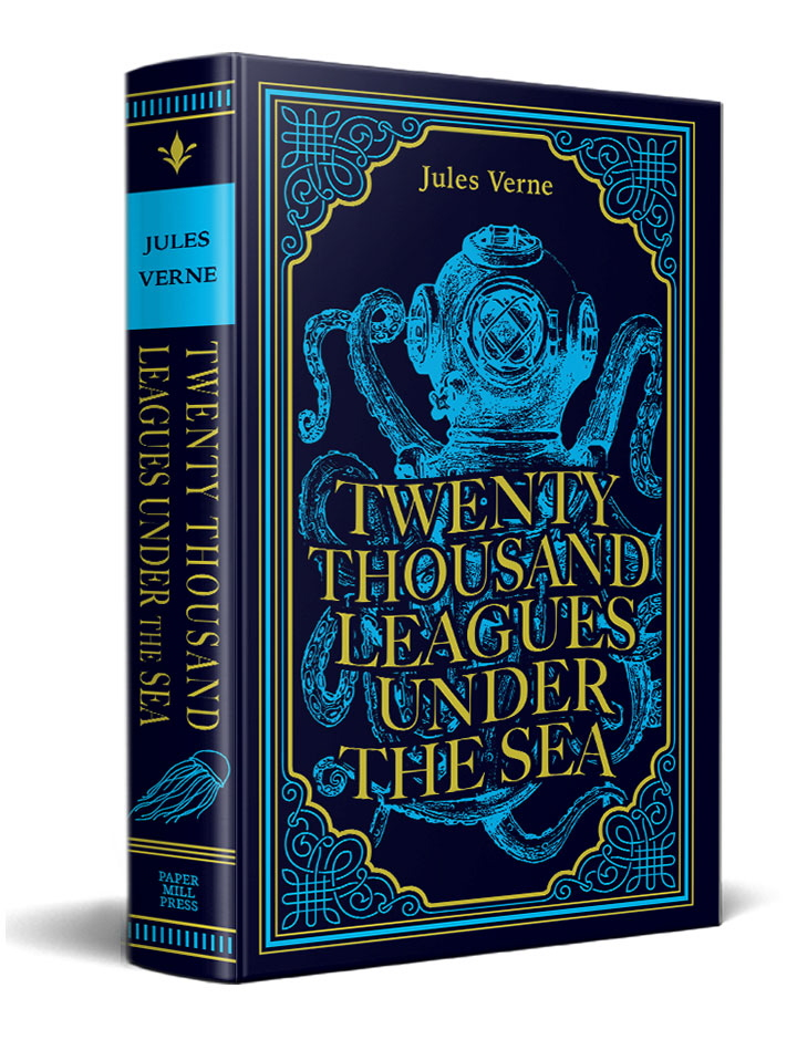 Twenty Thousand Leagues Under the Sea (Paper Mill Classics)