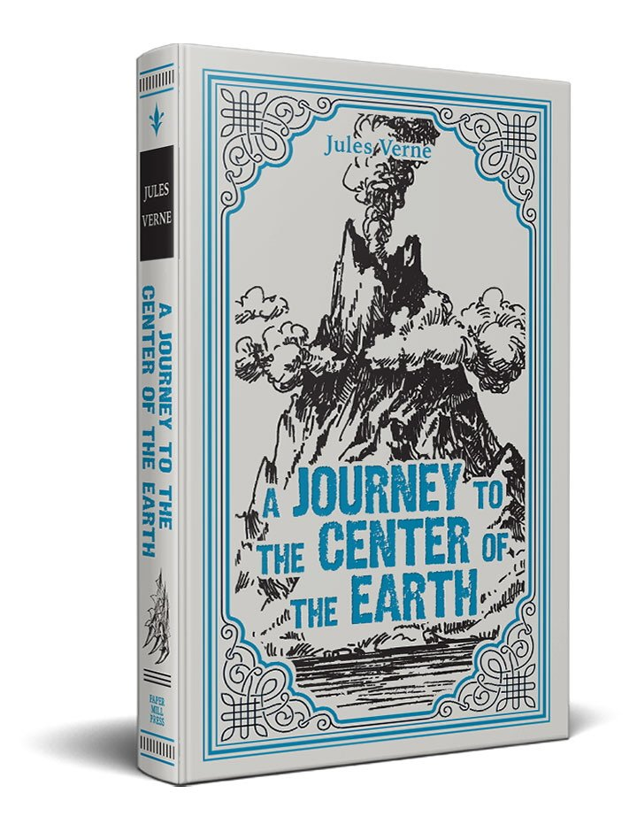A Journey to the Center of the Earth (Paper Mill Classics)
