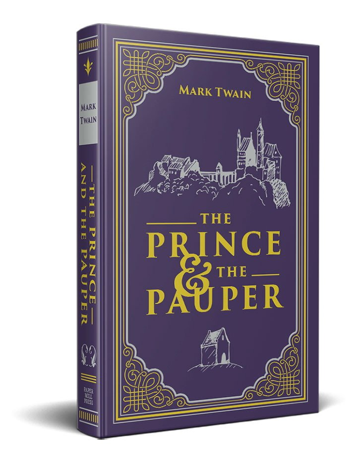 The Prince & The Pauper (Paper Mill Classics)