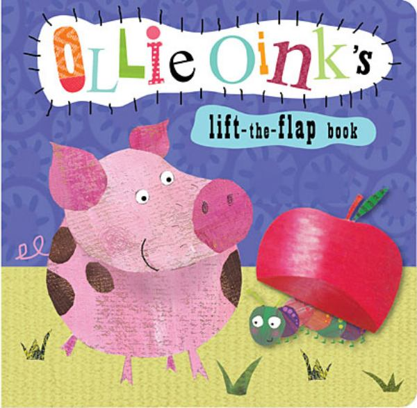 Ollie Oink's Lift-the-Flap Book