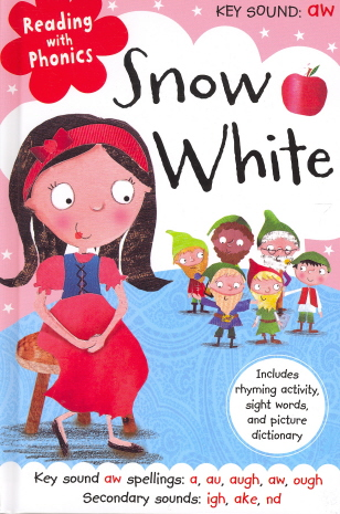 Snow White  (Reading With Phonics, Key Sound: aw)