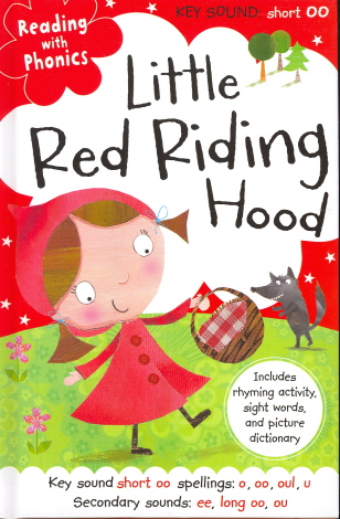 Little Red Riding Hood (Reading with Phonics)